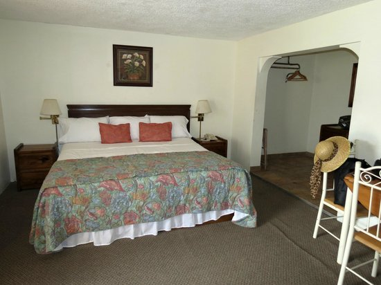 Bunker Hill Hotel: Single Room