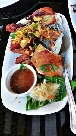 Rowena's Cafe: oriental chicken