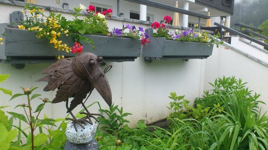 Seehaus Winkler: Beautifully maintained gardens and window boxes