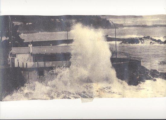 le Bigorneau Amoureux : vent d'est grande marée