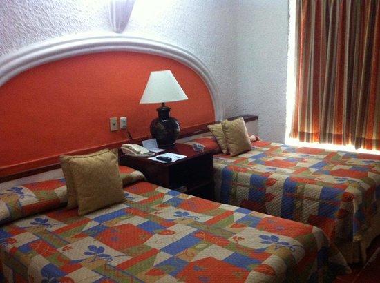 Antillano Hotel: Habitacion