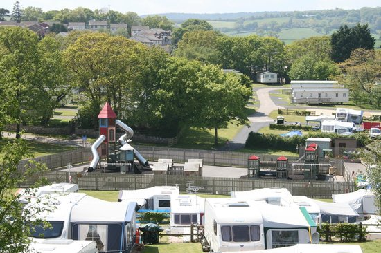 Lady's Mile Holiday Park : Adventure Playpark