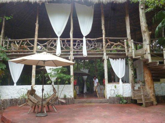Jolie Jungle : Restaurant