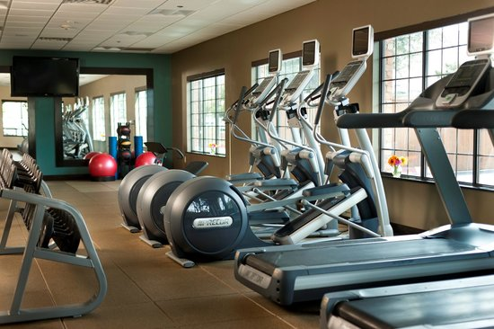 Embassy Suites by Hilton Lubbock: Fitness Center
