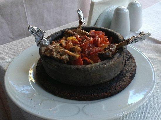 Sirevi Restaurant & Bistro: Anatolian  Lamb Chops