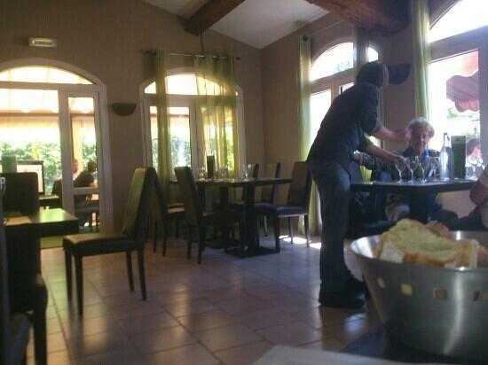 La table d 39 or entraigues sur la sorgue restaurant avis - Restaurant carte sur table cavaillon ...