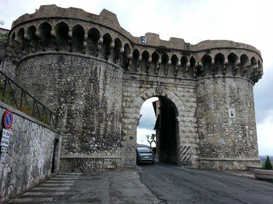 ingresso città narni