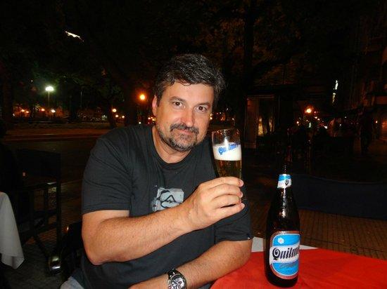 Tribeca Buenos Aires Apart: Uma Quilmes na 9 de Julho
