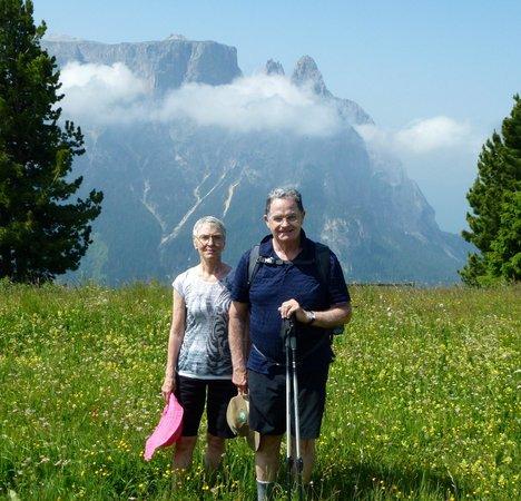 Right Path Adventures Dolomites Walking Day Tours: Dolomite Walking  Summer Tour: Alpe di Suzi