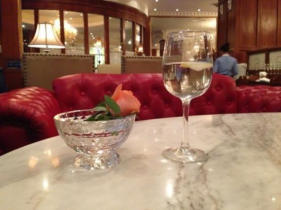 Best Western Fuzhou Fortune Hotel: Rose House cafe