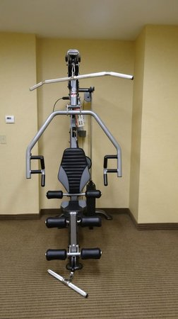 La Quinta Inn & Suites Lexington South / Hamburg: some of the fitness equipment