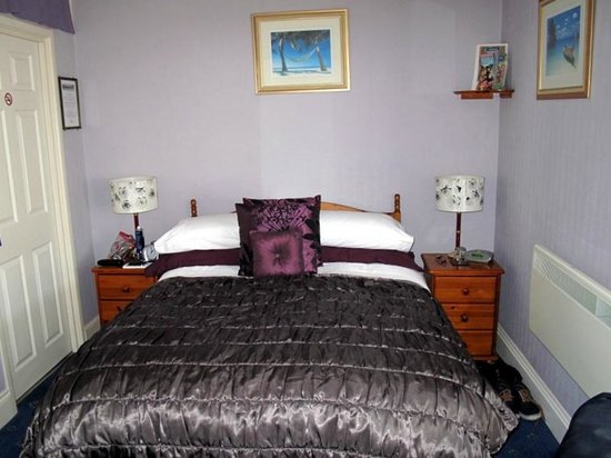 Letchworth Guest House : Our room