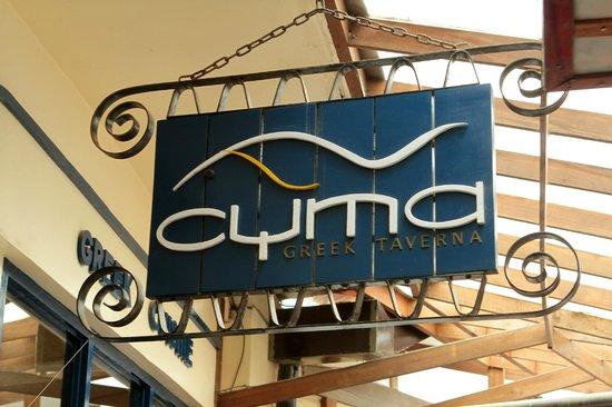 Cyma, Greek Dining