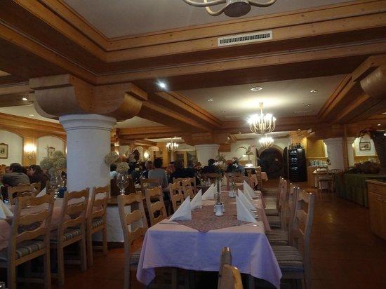 Hotel Rose: dining room