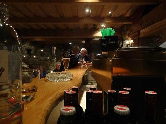 Hotel Rose: bar
