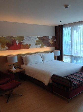 GLOW Pratunam: Very comfortable room at Glow Pratunum. It's like at Home!