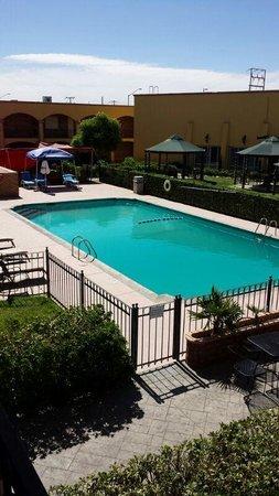 Hotel Plaza Juarez: Piscina del BW Plaza Juárez
