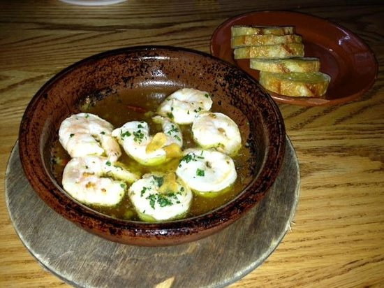 Amada: Garlic Shrimp
