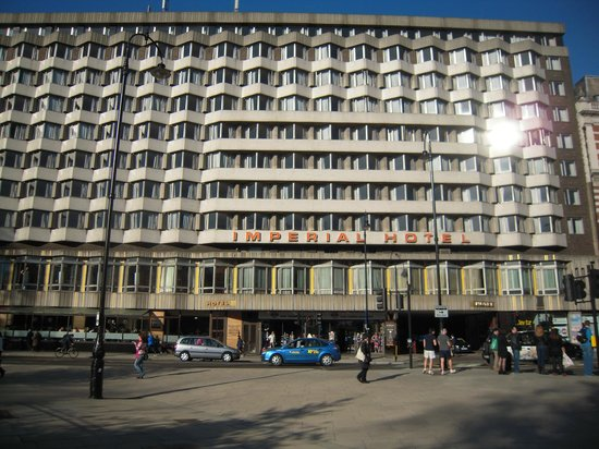 Imperial Hotel: Hotel