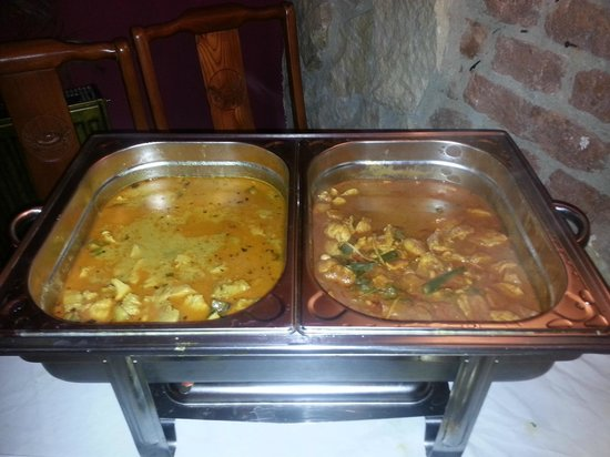 Lal Qila - The Indian Restaurant : Buffet