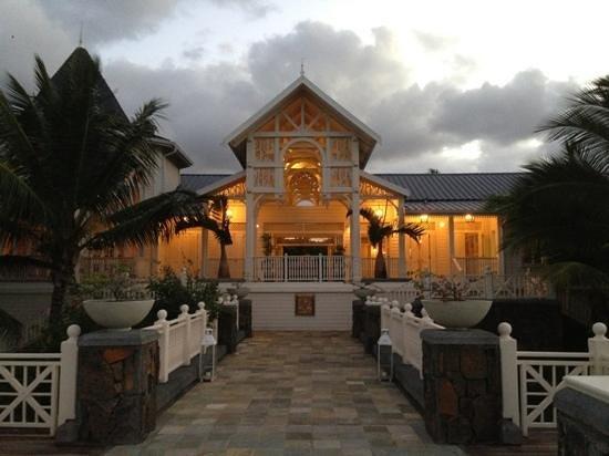 Heritage Le Telfair Golf & Spa Resort: Add a caption