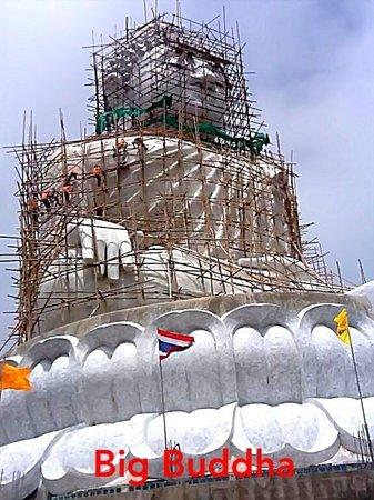 Phuket SRC Travel - Day Tours: Amazing Big Buddha