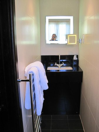 Great Fosters: Bathroom