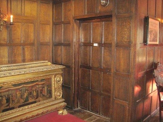 """Great Fosters: Door to our room - """"Moat II"""""""