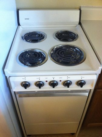 TownePlace Suites New Orleans Metairie: Dated appliances