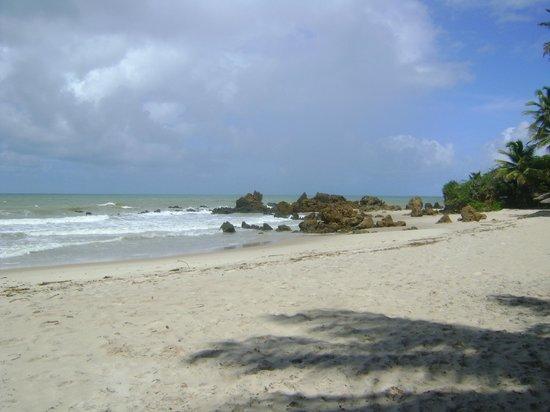 Praia de Tambaba: Praia reservada à prática do naturismo