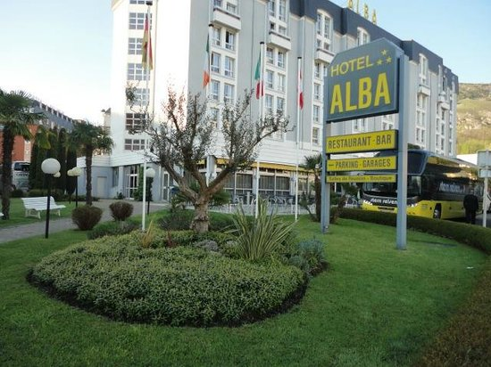 Hotel Alba, lugar lindo!
