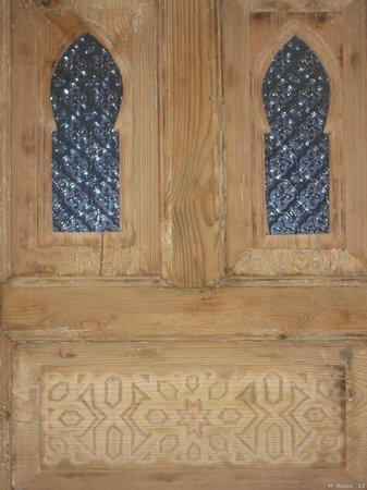 Dar Azaouia: detalle de la habitación