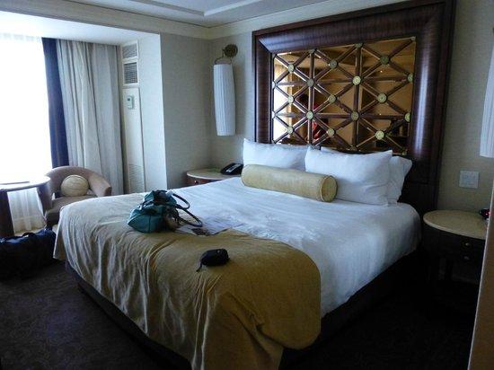 Caesars Atlantic City: bed