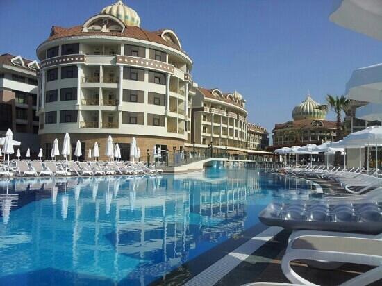 Kirman Belazur Resort and Spa: Pool