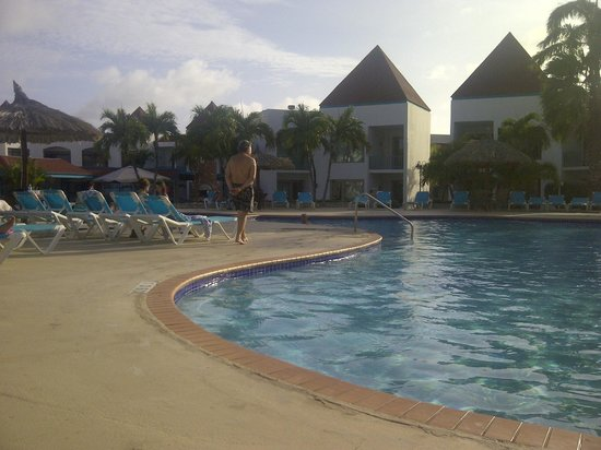 The Mill Resort & Suites Aruba: una de las Piscinas