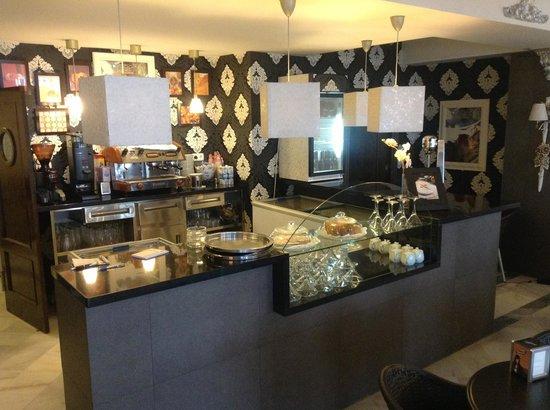 Cafeteria Borabora: local bora