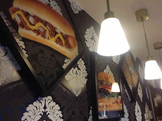 Cafeteria Borabora: cafetería bora bora