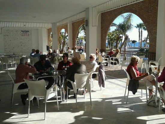 Cafeteria Borabora: clientes bora