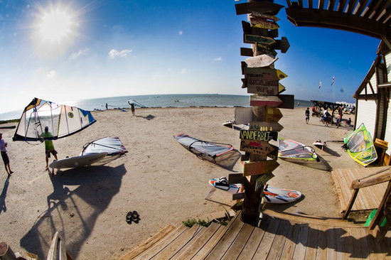 Worldwinds Windsurfing : Busy day