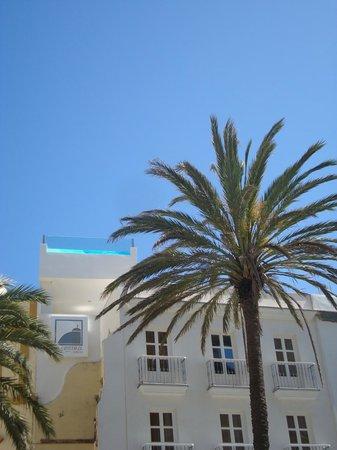 Hotel La Catedral: Hotel von aussen