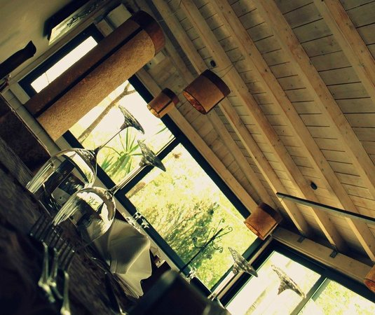 Divini Restaurant : in veranda....