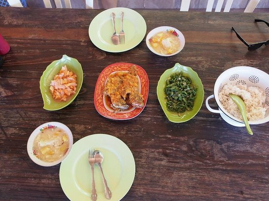 Sifa Cottage: Delicious