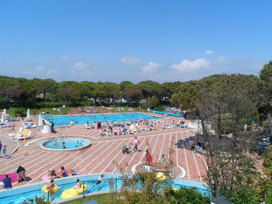 Union Lido Camping Lodging Hotel: One of the pools