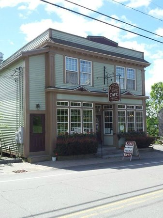 Olde Post Office Cafe/Mt. Vernon, ME