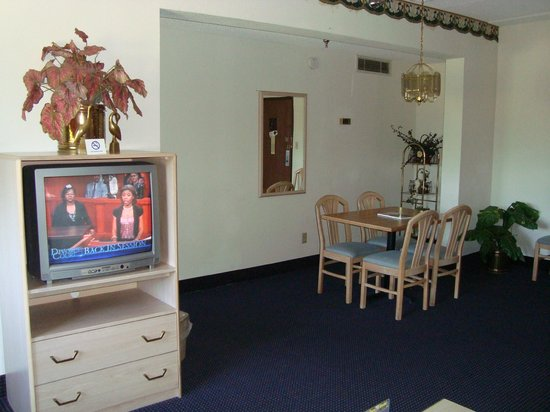 Hotel Pigeon Forge: Family Suite