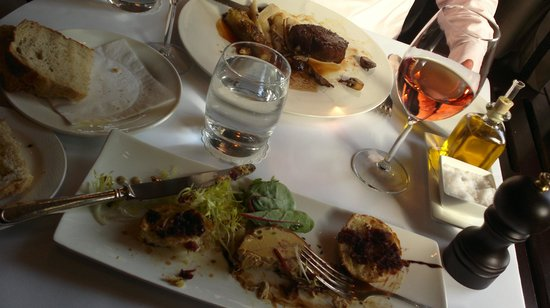 Brasserie Keyzer: good food and excellent wine