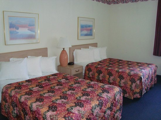 Hotel Pigeon Forge: 2 Double Beds