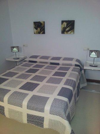 Casa Palacio Cadiz: Zona de dormitorio