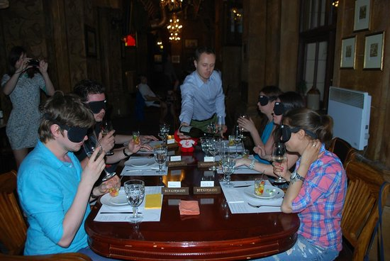 Bernardazzi: Blind tasting