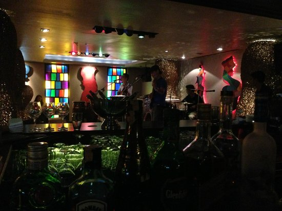 Red Snapper Restaurant & Bar: Best Band !